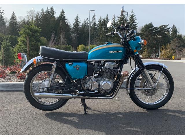 Picture of '71 Motorcycle - Q5JR