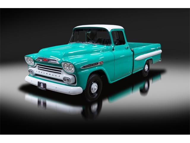 Picture of 1959 Chevrolet Apache located in Seekonk Massachusetts Offered by  - Q79J