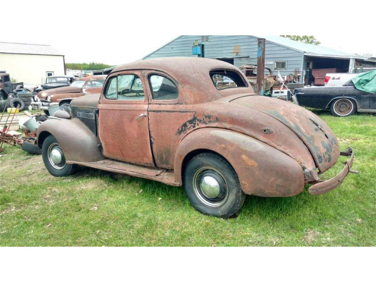 Large Picture of '39 Coupe - Q7AW