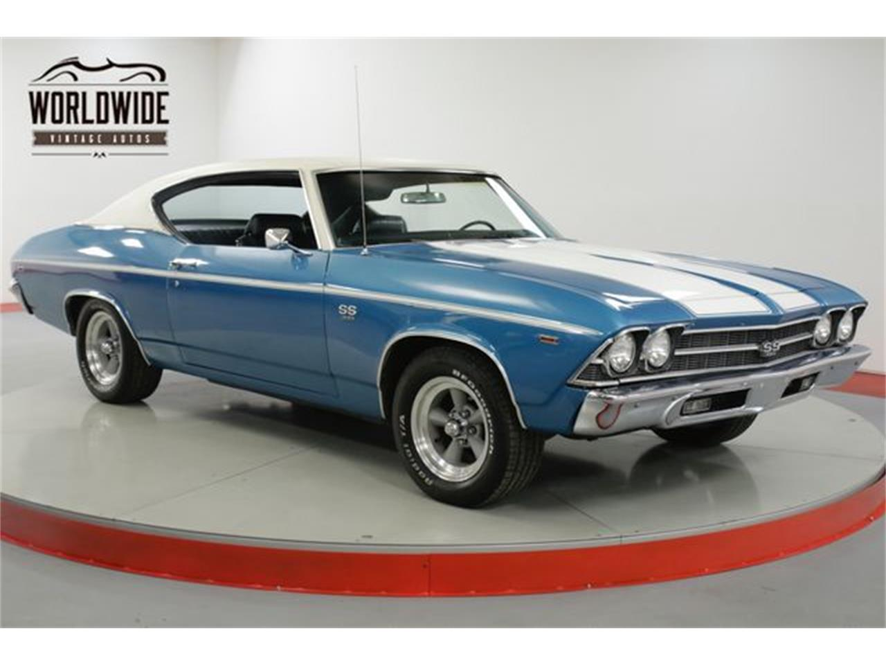 Large Picture of '69 Chevelle SS - Q7B7