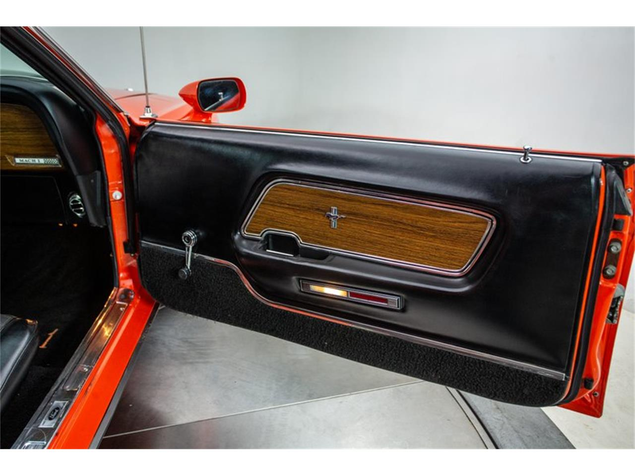Large Picture of '70 Mustang - Q5JY