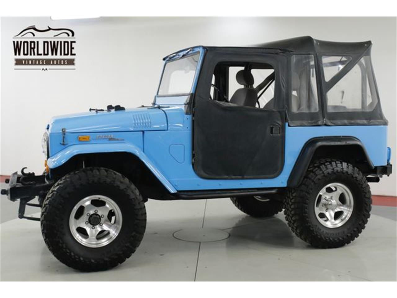 Large Picture of '71 Land Cruiser FJ40 - Q7BK