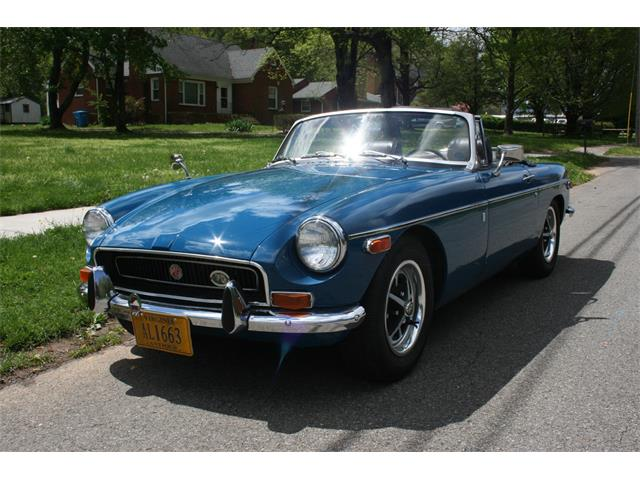Picture of '71 MGB - Q5K0