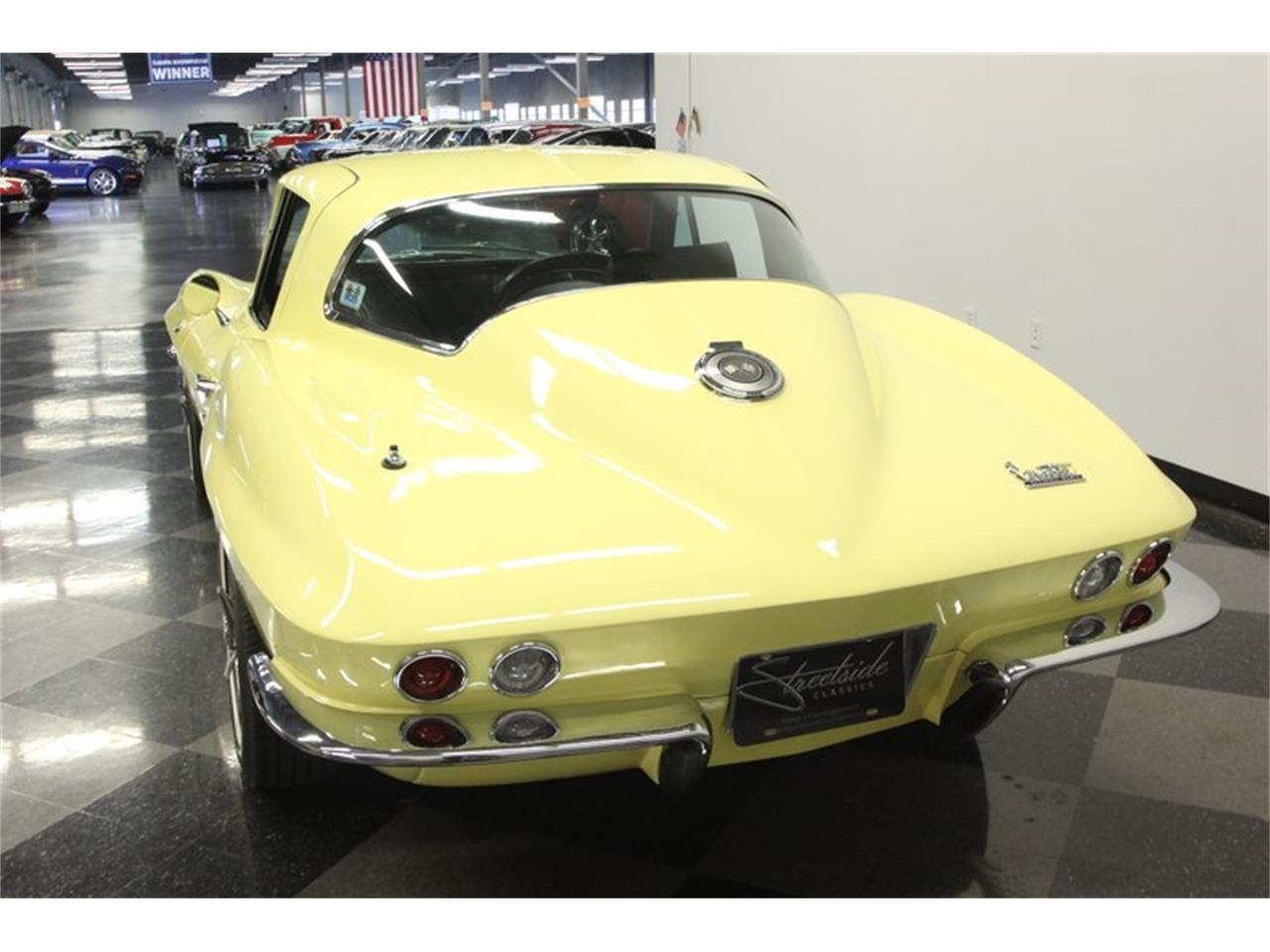 Large Picture of '66 Corvette - Q7C7