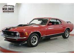Picture of '70 Mustang Mach 1 - Q7C8