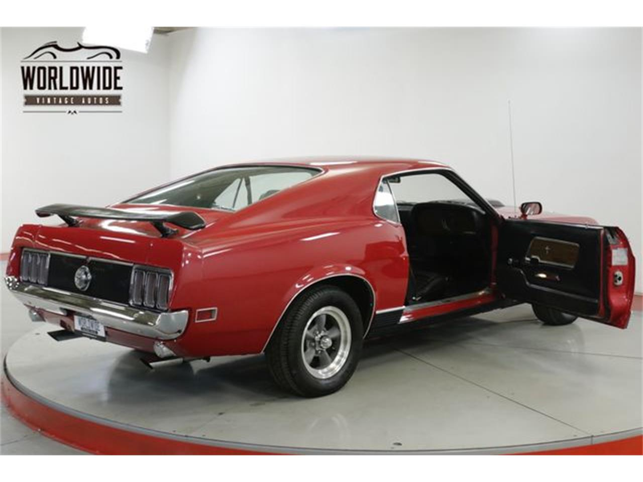 Large Picture of '70 Mustang Mach 1 - Q7C8
