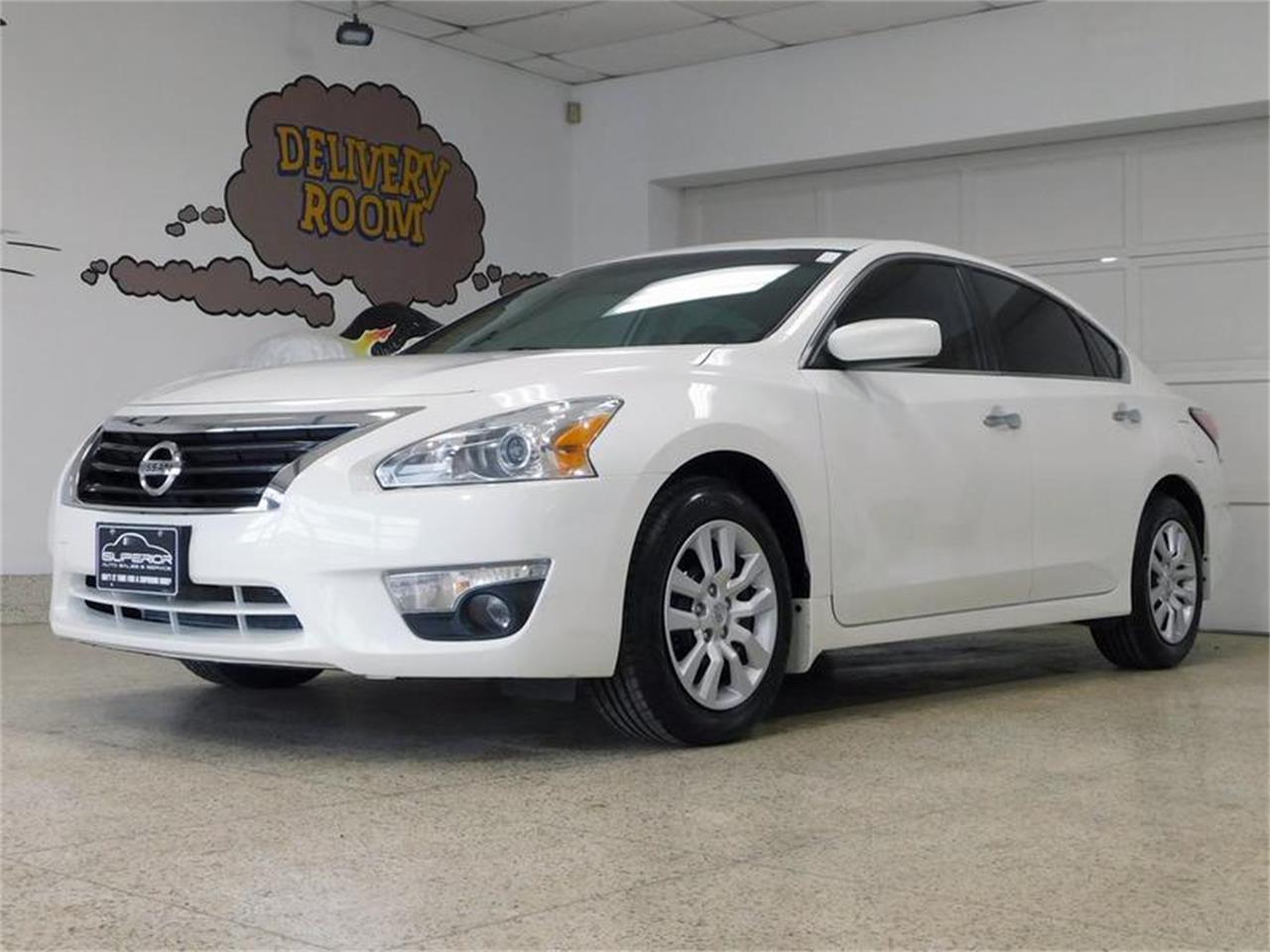 2014 Nissan Altima For Sale >> 2014 Nissan Altima For Sale Classiccars Com Cc 1222575