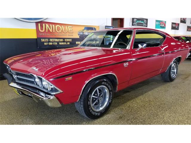 Picture of '69 Chevelle - Q7CN