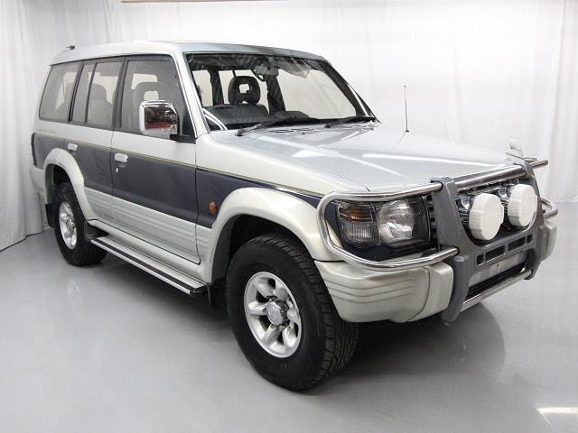 Picture of '93 Pajero - Q7CQ