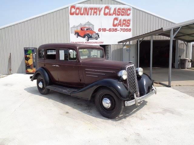 Picture of Classic 1934 Chevrolet Deluxe - Q7CS