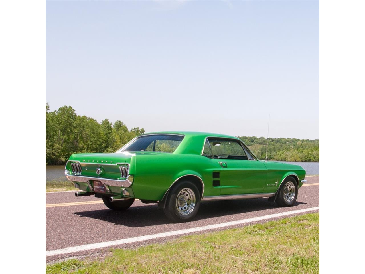 Large Picture of '67 Mustang - Q7D1