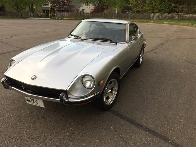 Picture of '72 240Z located in Connecticut Auction Vehicle - Q5K6