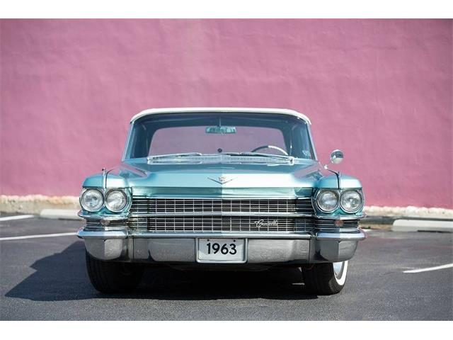 Picture of '63 Eldorado - Q7DV
