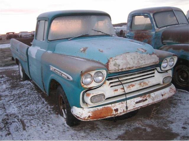 Picture of '59 Apache - Q7EE