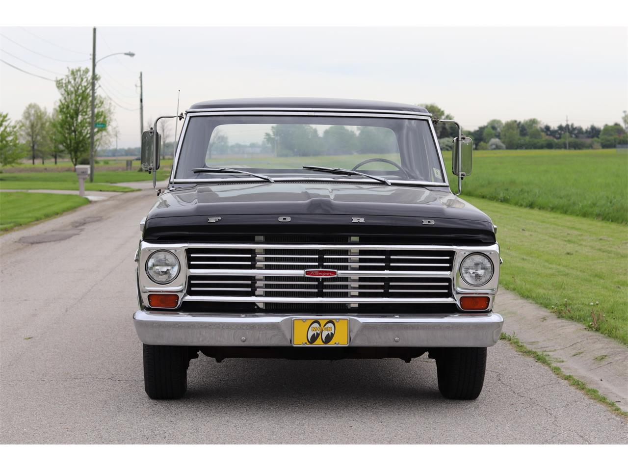 Large Picture of '68 F100 - Q5K9