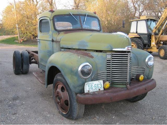 Picture of Classic '49 International KB5 located in Michigan Offered by  - Q7ES