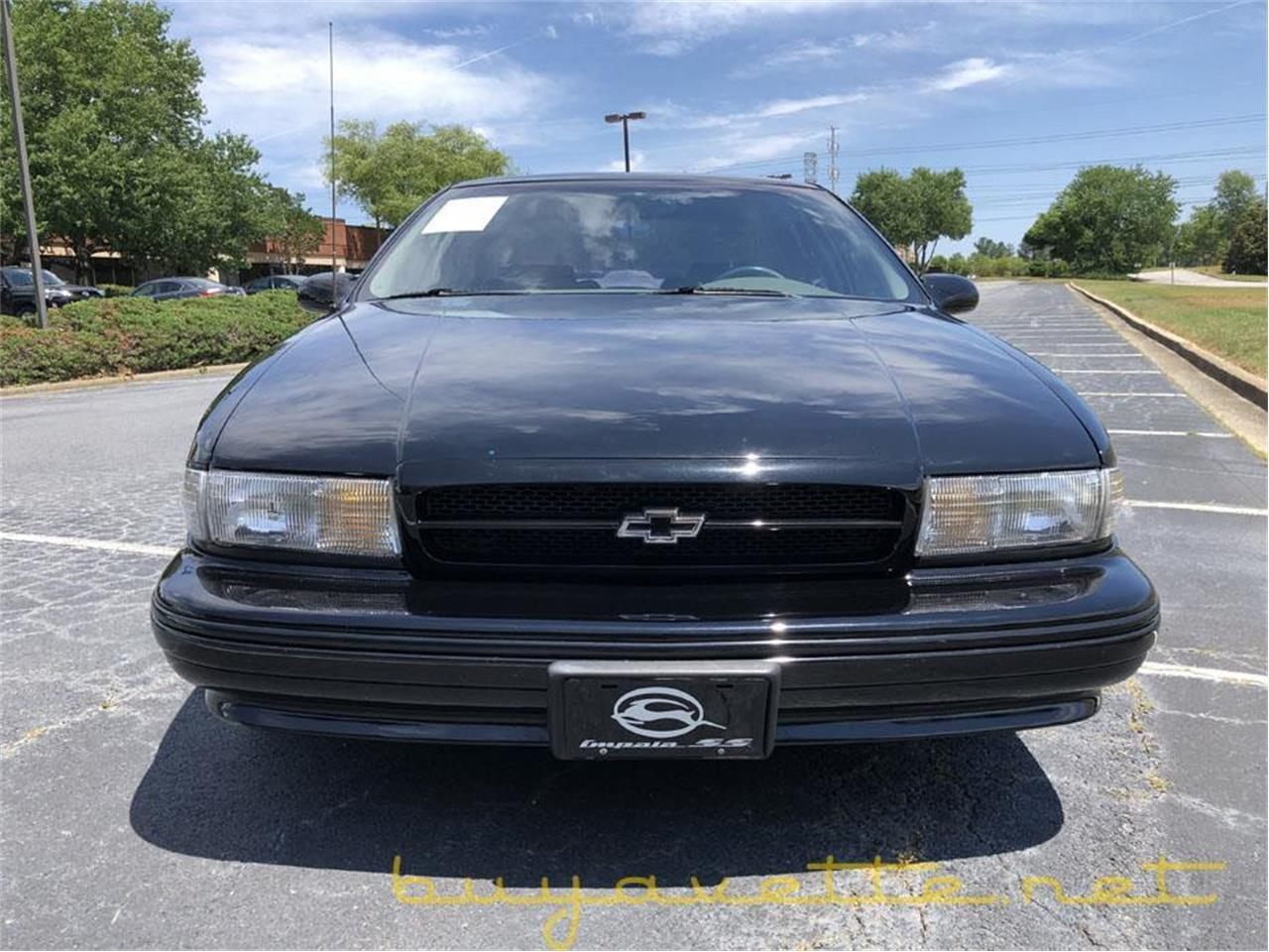 Large Picture of '95 Impala - Q7FK