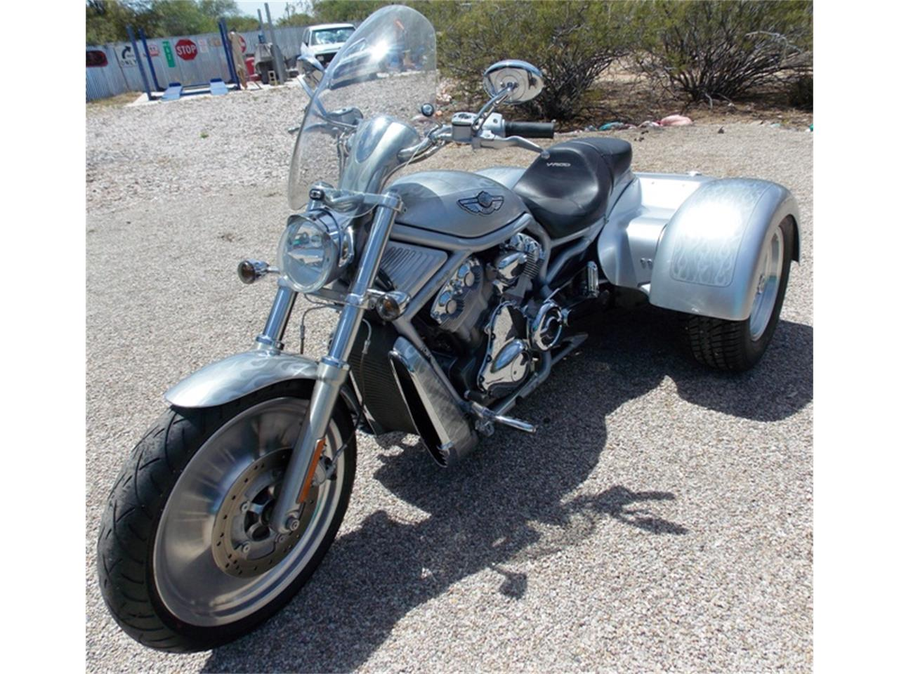 Large Picture of '06 V-Rod - Q5DN