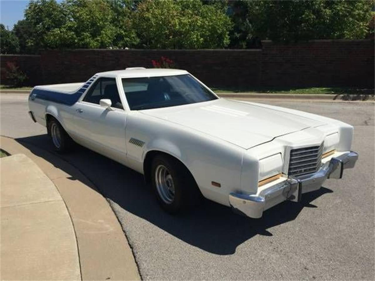 Large Picture of '78 Ranchero - Q7FZ