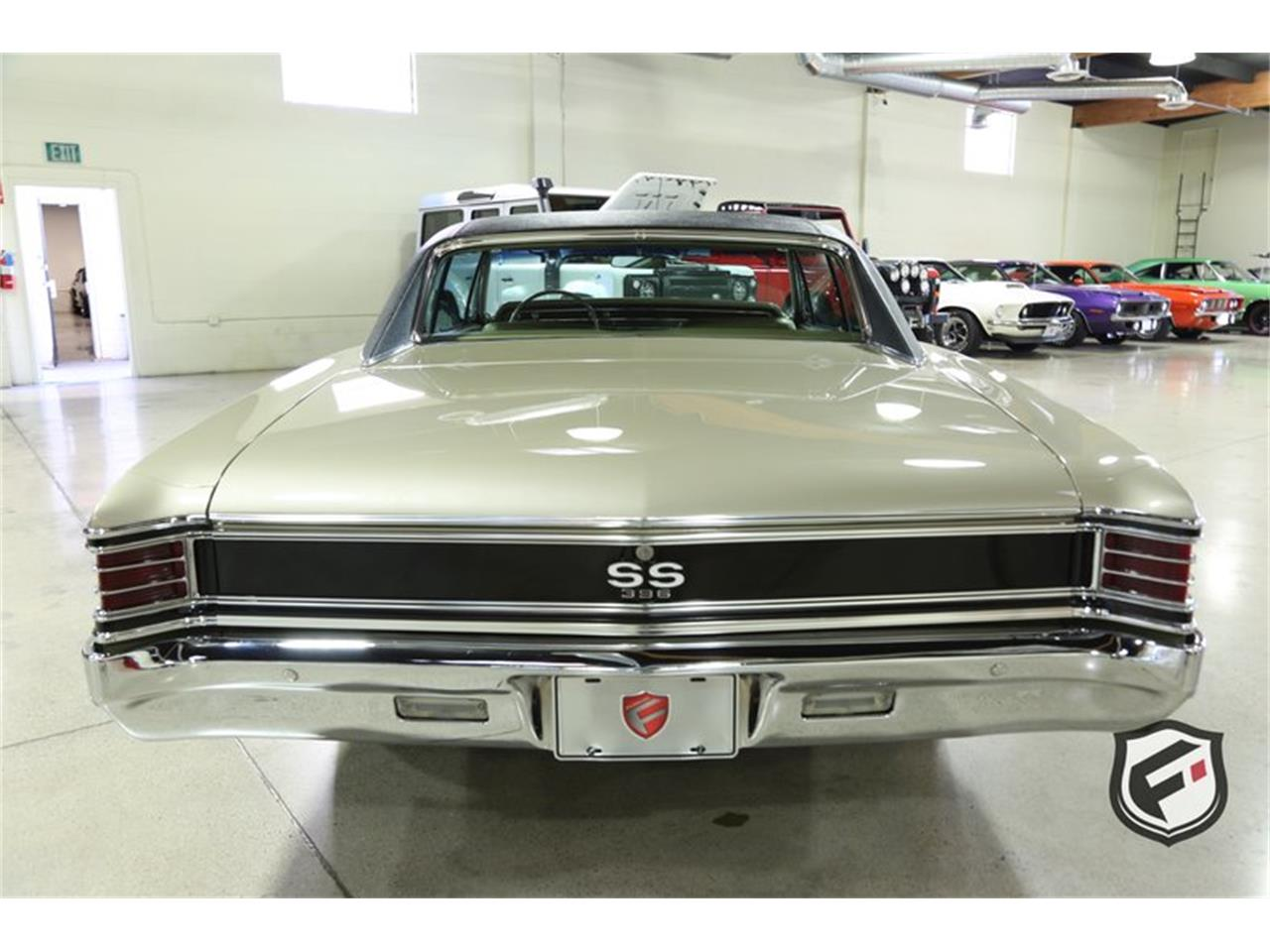 Large Picture of '67 Chevelle - Q7G1
