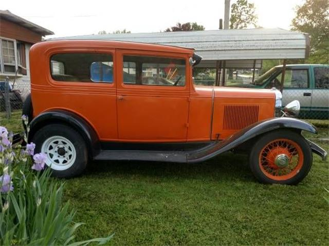Picture of 1931 Sedan located in Michigan - $13,995.00 Offered by  - Q7G4
