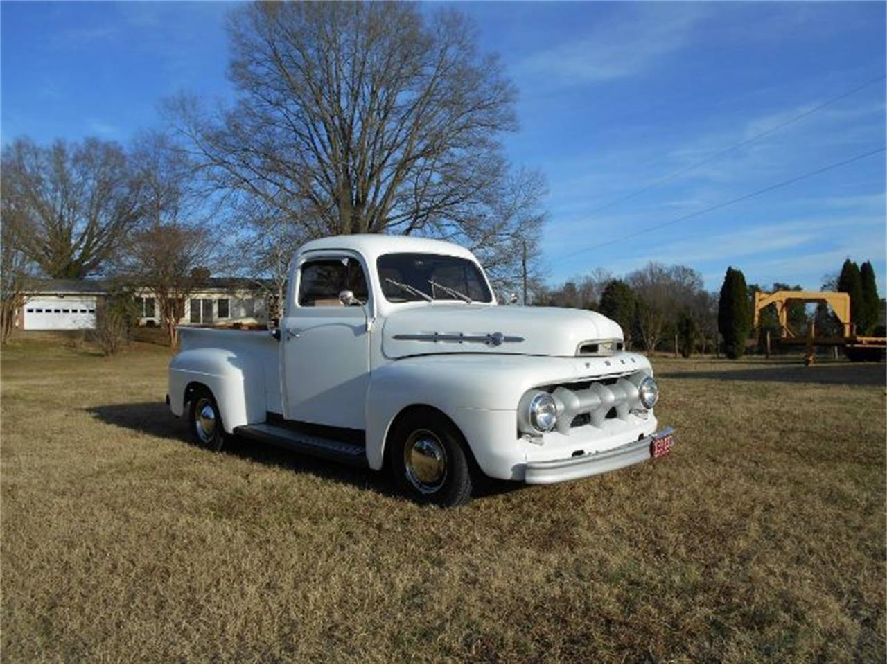 Large Picture of Classic '52 F1 located in Michigan - $26,895.00 - Q7H0