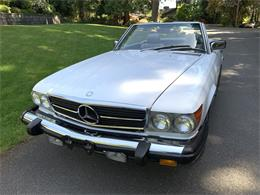 Picture of 1988 Mercedes-Benz 560SL located in Washington Offered by Bring A Trailer - Q5KJ