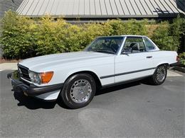 Picture of '88 Mercedes-Benz 560SL located in Bellevue Washington - Q5KJ
