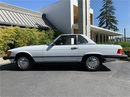 Picture of 1988 Mercedes-Benz 560SL located in Washington Auction Vehicle Offered by Bring A Trailer - Q5KJ