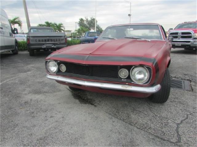 Picture of '67 Camaro - Q7HI