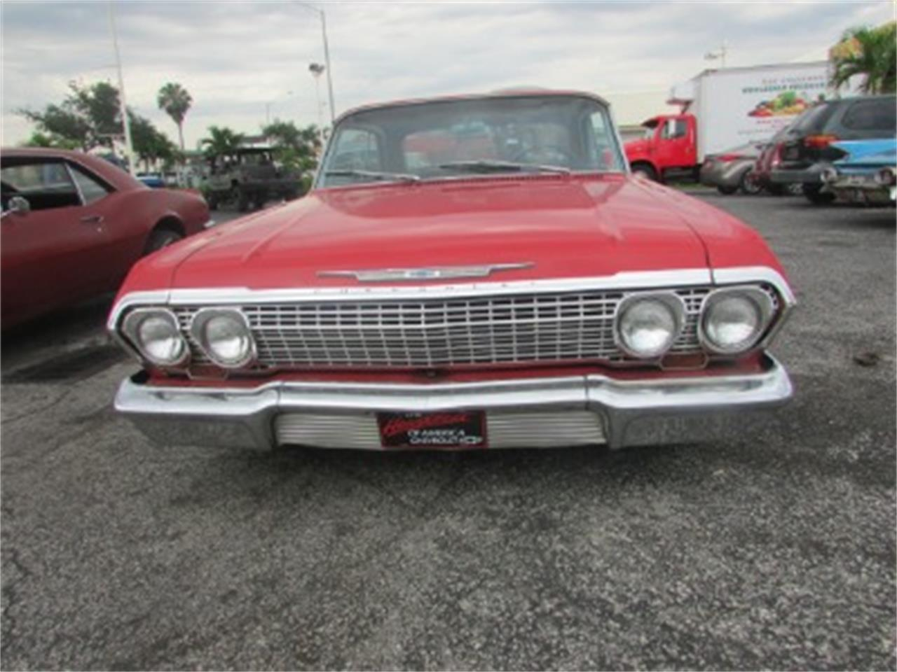 Large Picture of '63 Impala SS - Q7HM