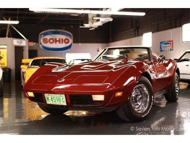 Picture of '74 Corvette - Q7HO