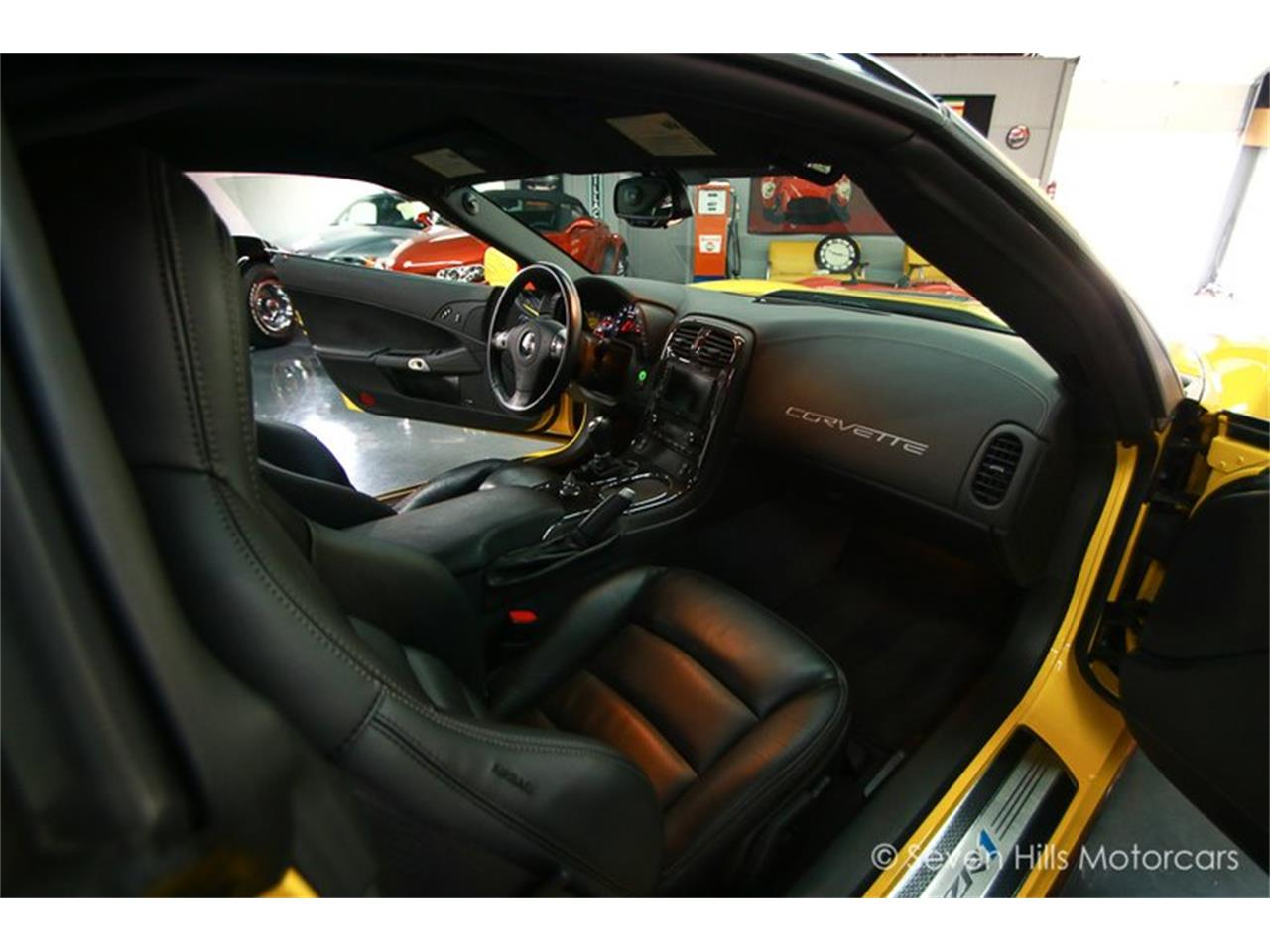 Large Picture of '11 Corvette - Q7HP