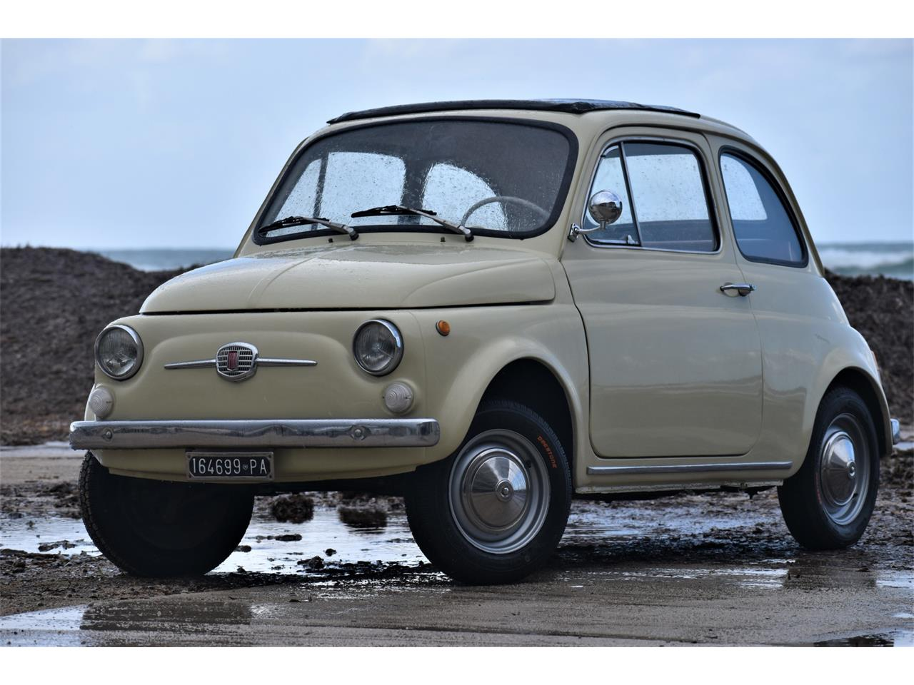 Large Picture of '66 Fiat 500L located in  Offered by Bring A Trailer - Q5KM