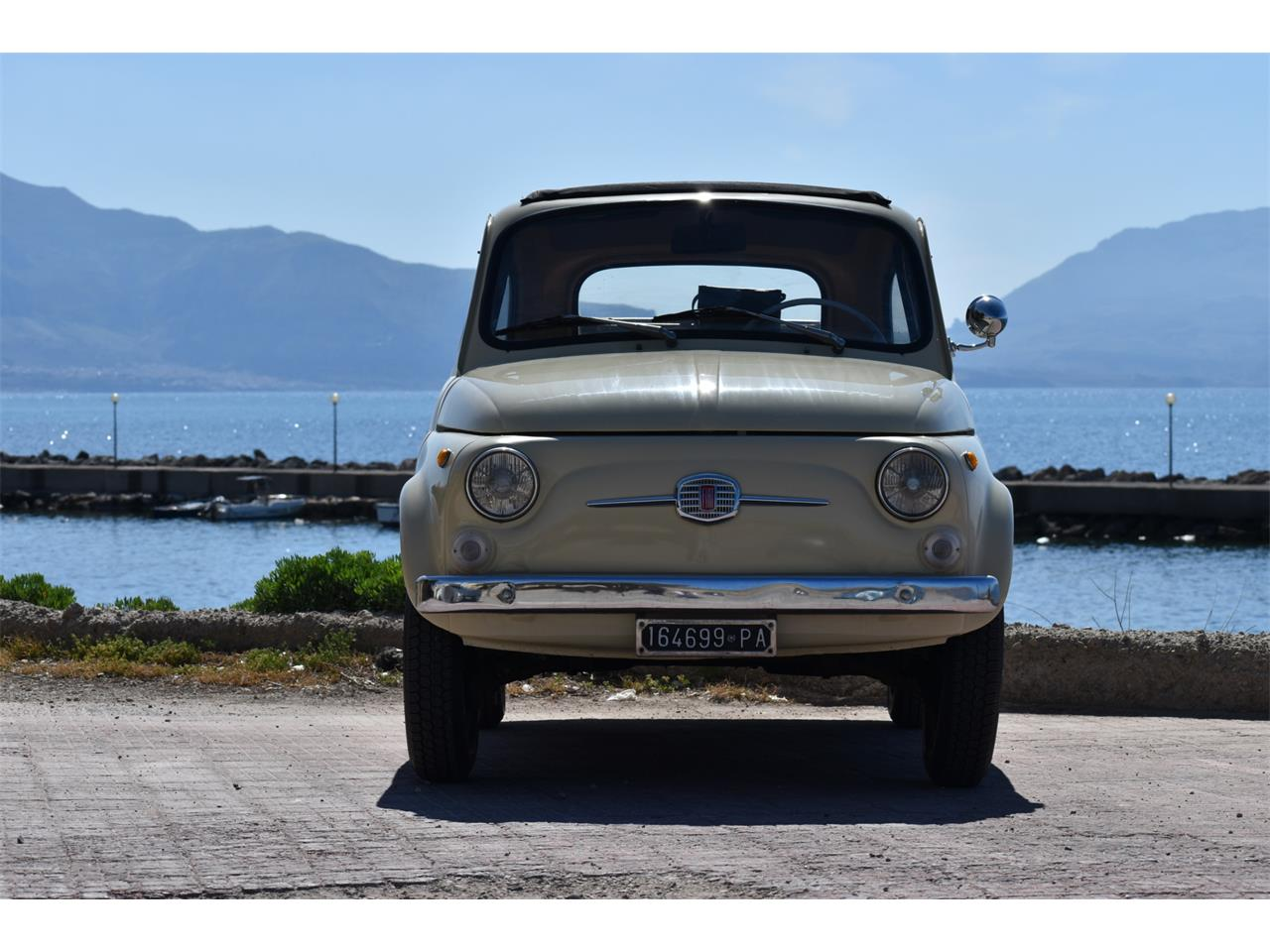 Large Picture of 1966 Fiat 500L Auction Vehicle Offered by Bring A Trailer - Q5KM