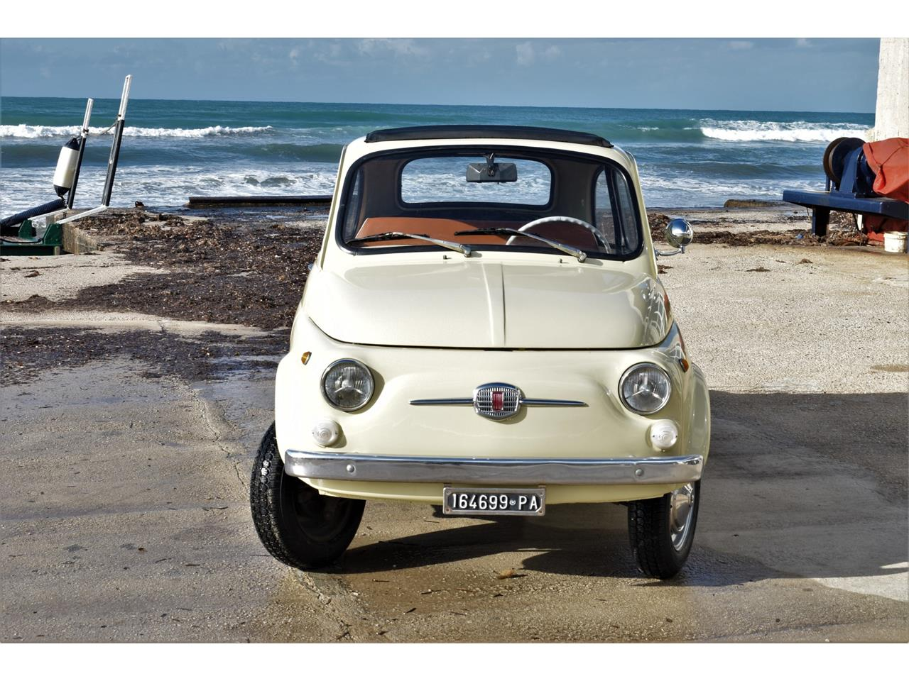 Large Picture of 1966 Fiat 500L located in  Auction Vehicle - Q5KM