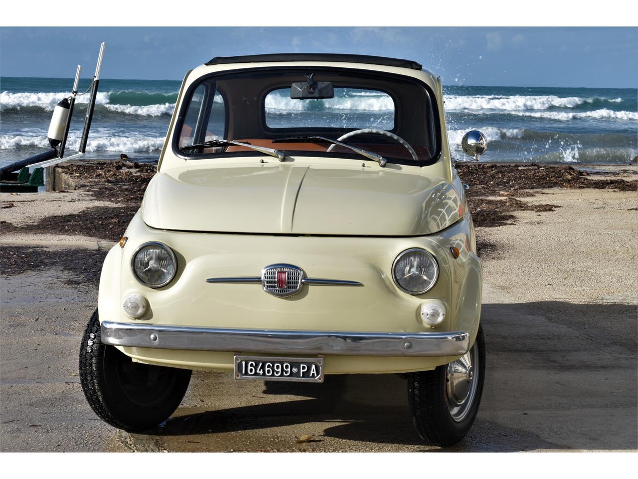 Large Picture of 1966 Fiat 500L Auction Vehicle - Q5KM