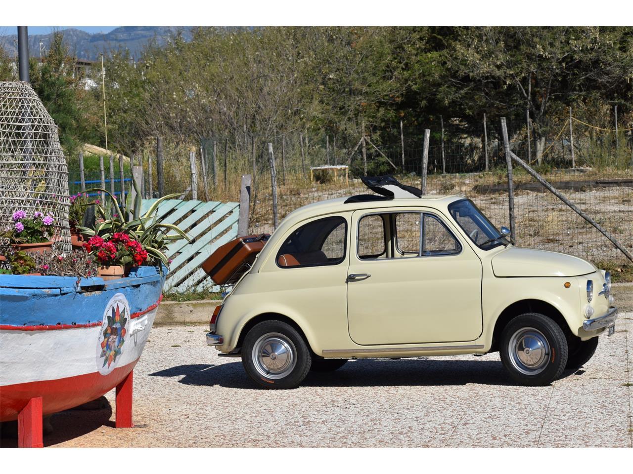 Large Picture of Classic '66 Fiat 500L Auction Vehicle - Q5KM