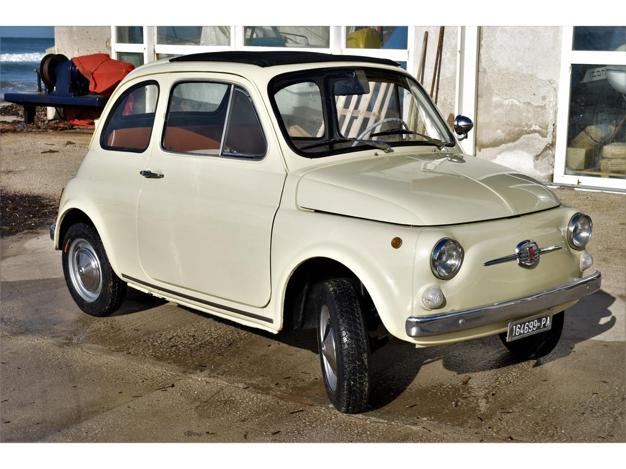 Large Picture of Classic 1966 Fiat 500L located in  Auction Vehicle - Q5KM