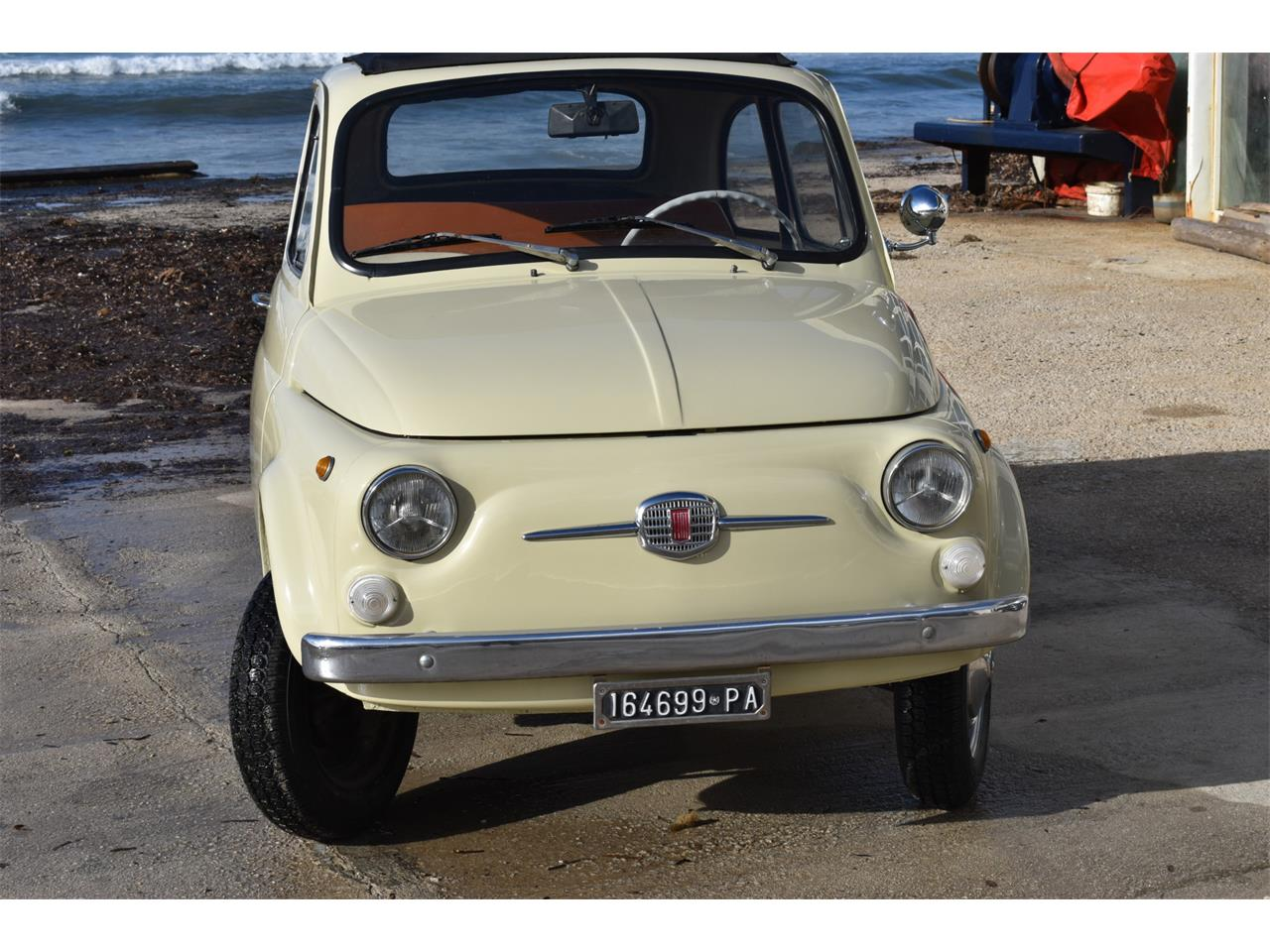 Large Picture of Classic '66 500L located in Carini,Palermo,Sicily  Auction Vehicle Offered by Bring A Trailer - Q5KM