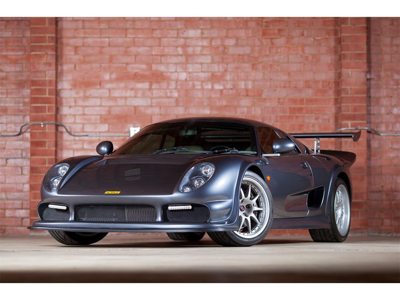 Large Picture of 2005 M12 GTO-3R located in Charlotte North Carolina Offered by Bring A Trailer - Q5KN