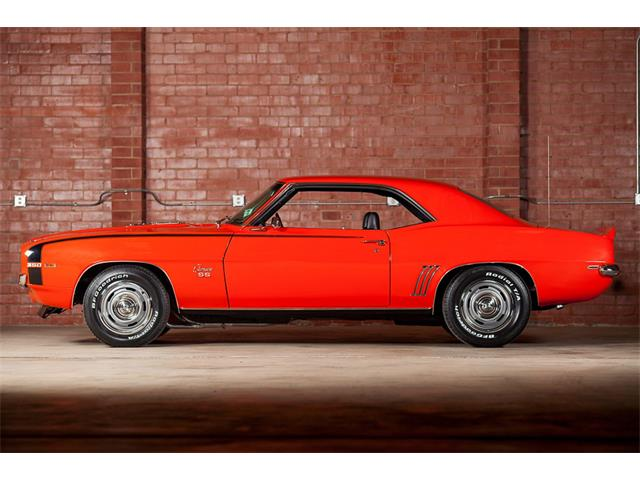 Picture of 1969 Chevrolet Camaro Auction Vehicle Offered by  - Q5KP