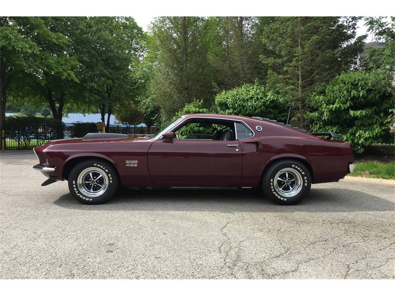 Large Picture of '69 Ford Mustang Auction Vehicle - Q7J6