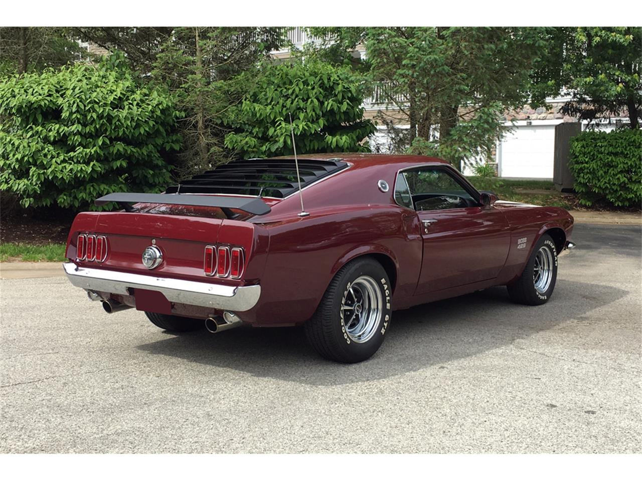 Large Picture of 1969 Ford Mustang located in Uncasville Connecticut Auction Vehicle - Q7J6