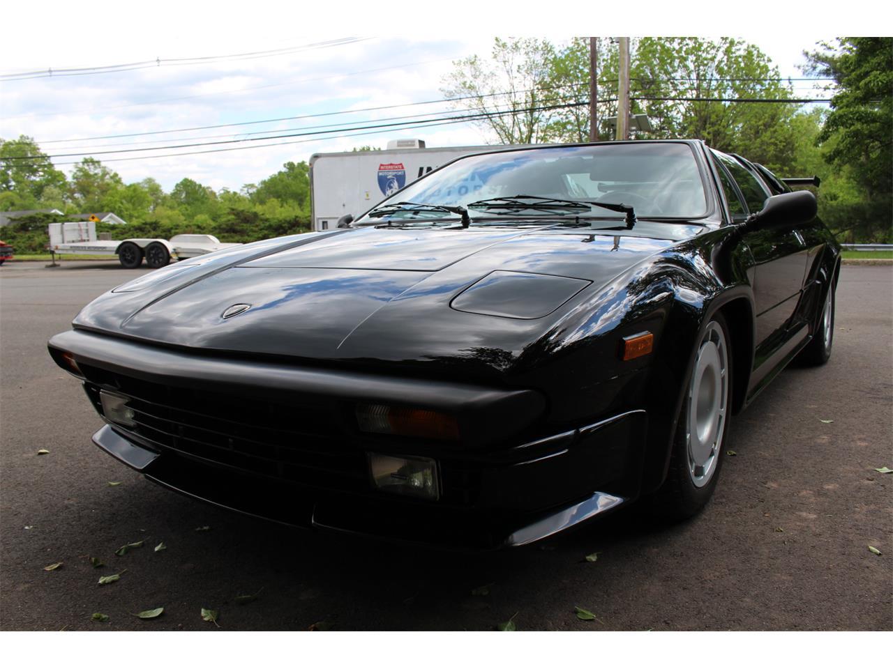 1987 Lamborghini Jalpa For Sale Classiccars Com Cc 1220282