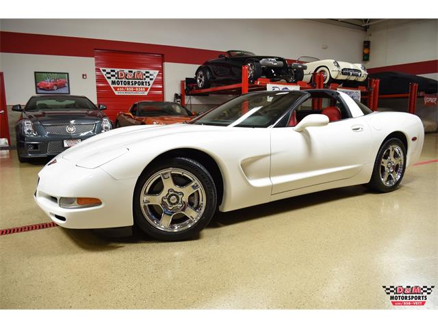 Picture of '01 Corvette located in Illinois - $19,995.00 - Q7K2