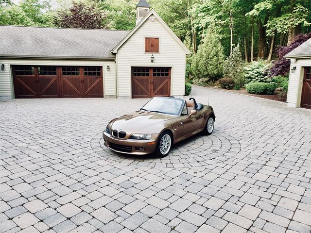 Picture of 2001 BMW Z3 Auction Vehicle - Q5KV