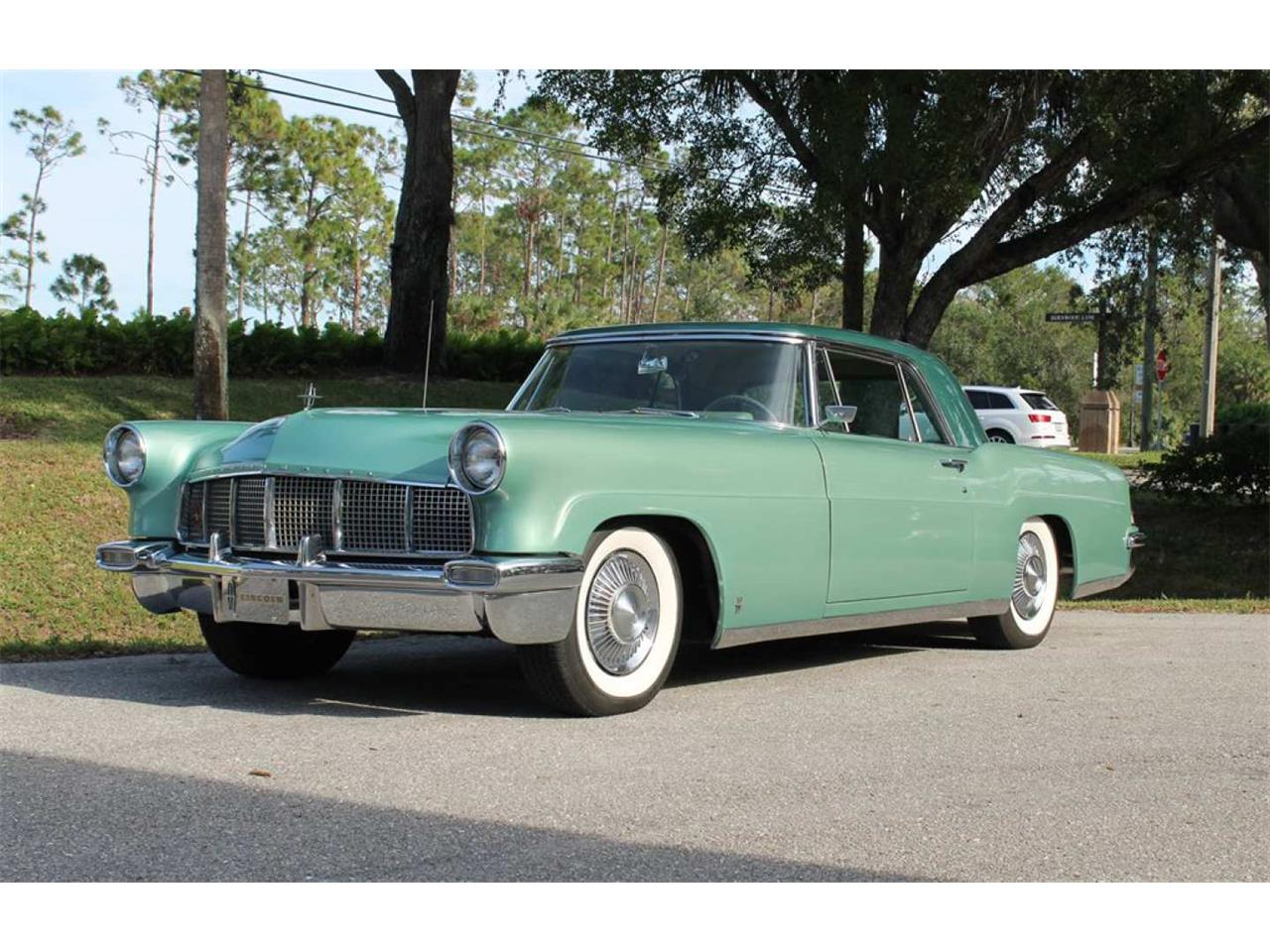 Large Picture of '57 Continental Mark II - Q7KM