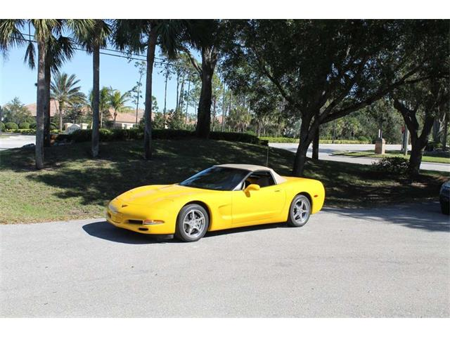 Picture of '01 Corvette Auction Vehicle - Q7KT
