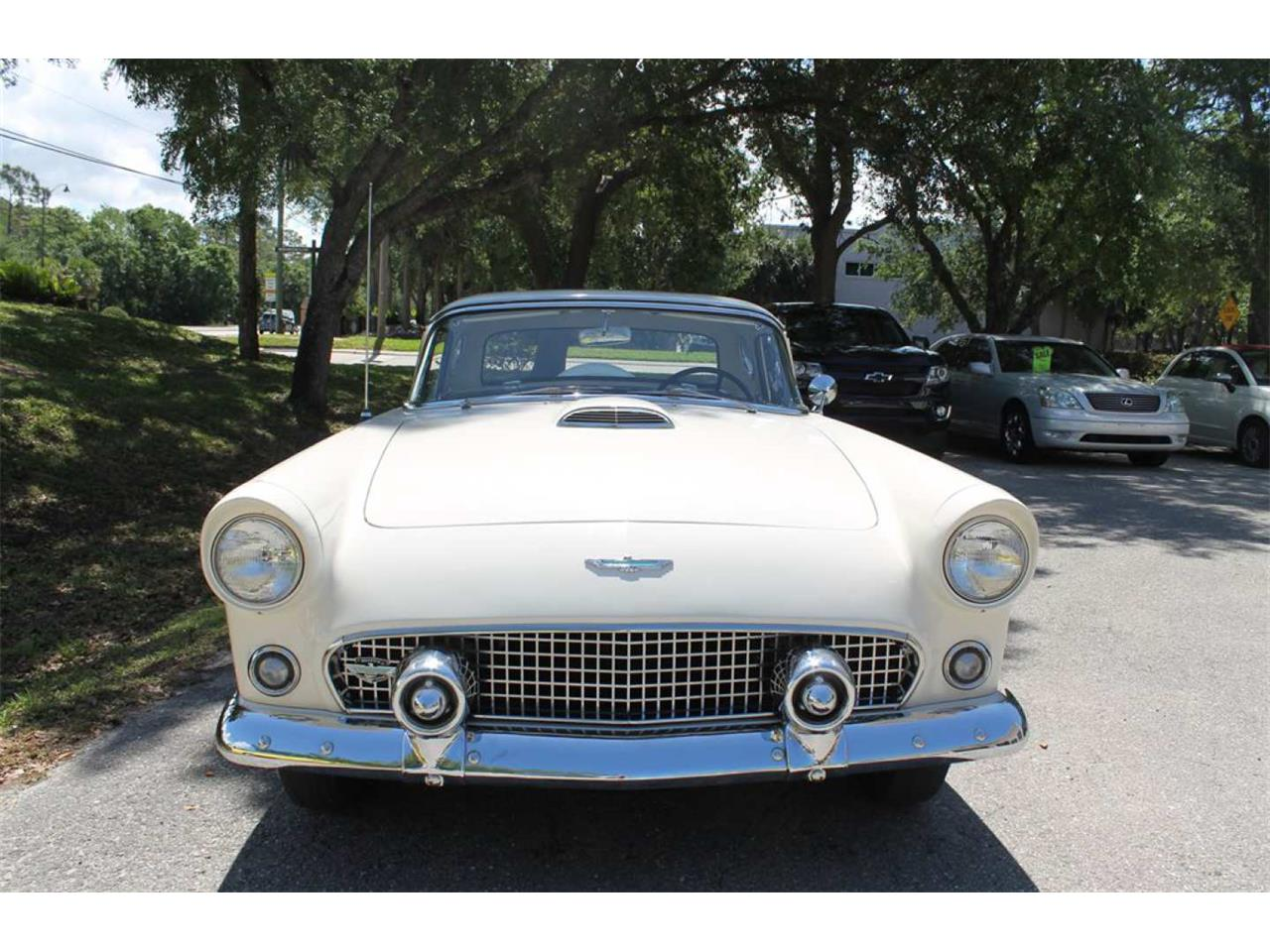 Large Picture of '56 Thunderbird Offered by Vicari Auction - Q7KU
